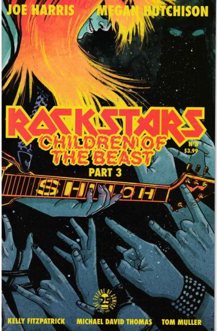 Rockstars #8 Cover A [Image Comic] LARGE