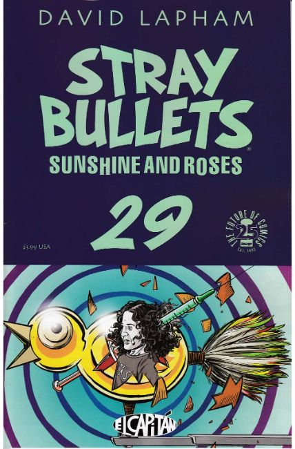 Stray Bullets Sunshine & Roses #29 [Image Comic] THUMBNAIL