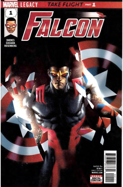 Falcon #1 [Marvel Comic] THUMBNAIL