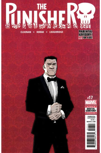 Punisher #17 [Marvel Comic] THUMBNAIL