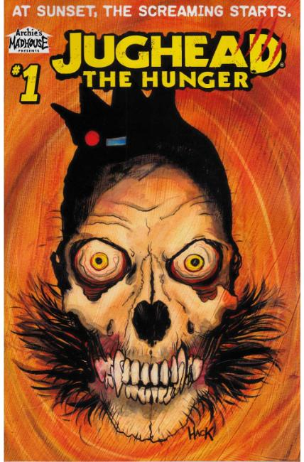 Jughead the Hunger #1 Cover B [Archie Comic] THUMBNAIL