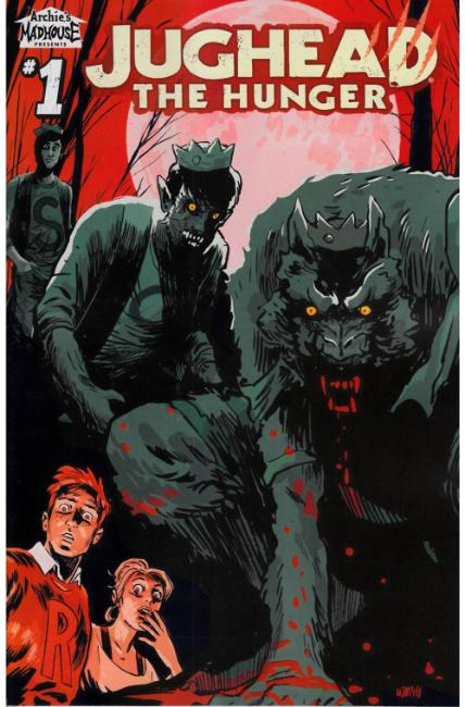 Jughead the Hunger #1 Cover C [Archie Comic] THUMBNAIL