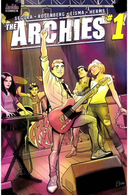 Archies #1 Cover A [Archie Comic] THUMBNAIL