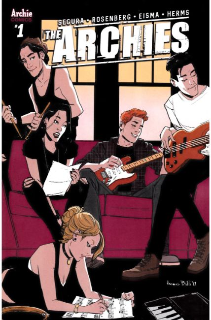 Archies #1 Cover D [Archie Comic] THUMBNAIL