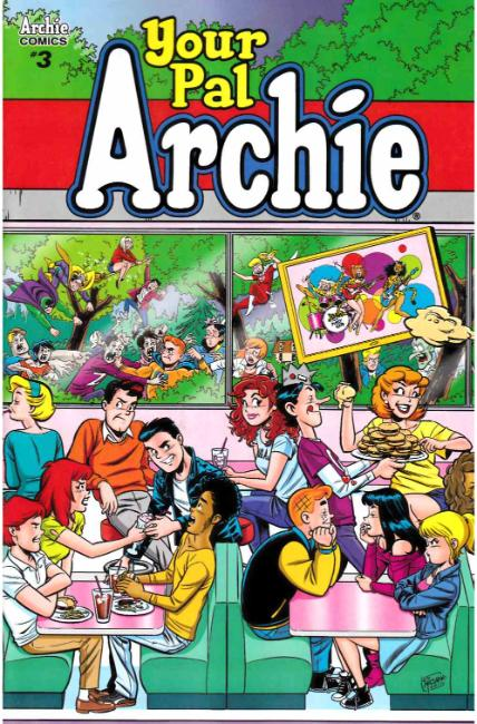 All New Classic Archie Your Pal Archie #3 Cover B [Archie Comic] LARGE