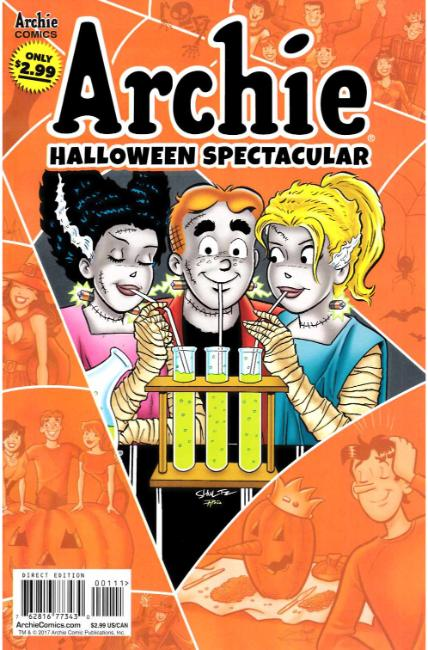Archie Halloween Spectacular #1 [Archie Comic] THUMBNAIL