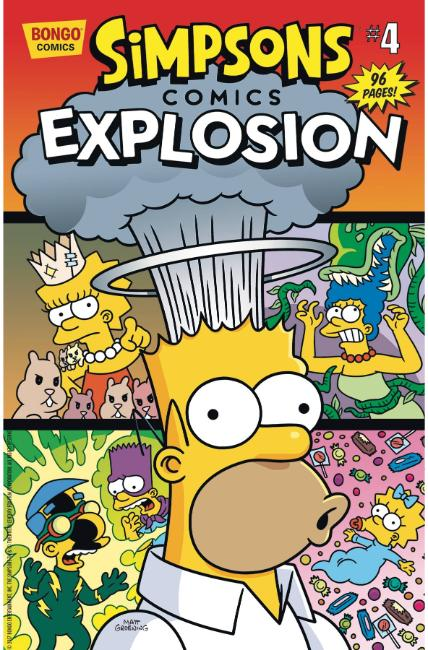 Simpsons Comics Explosion #4 [Bongo Comic] THUMBNAIL