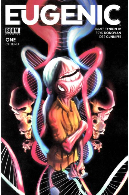 Eugenic #1 Subscription Cover [Boom Comic]