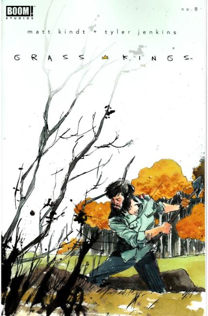 Grass Kings #8 Cover A [Boom Comic] THUMBNAIL