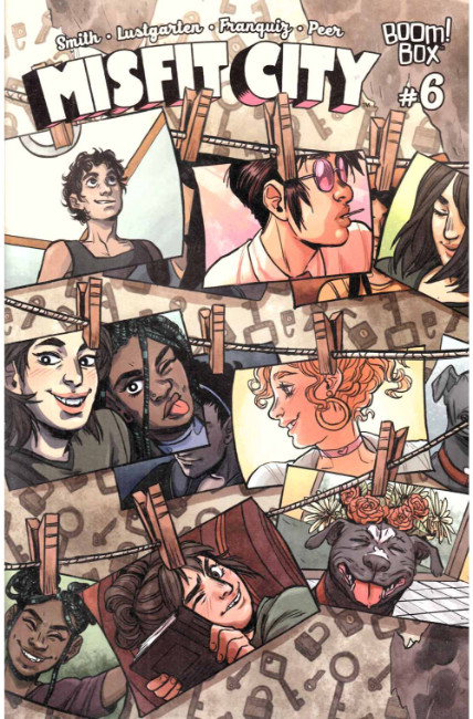 Misfit City #6 [Boom Comic] THUMBNAIL