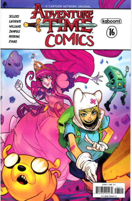 Adventure Time Comics #16 [Boom Comic]
