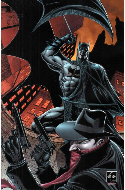 Shadow Batman #1 Cover J- Van Sciver Incentive [Dynamite Comic] THUMBNAIL