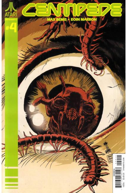 Centipede #4 Cover A [Dynamite Comic] LARGE
