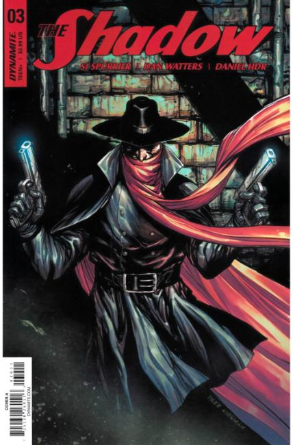 Shadow #3 Cover A [Dynamite Comic] THUMBNAIL