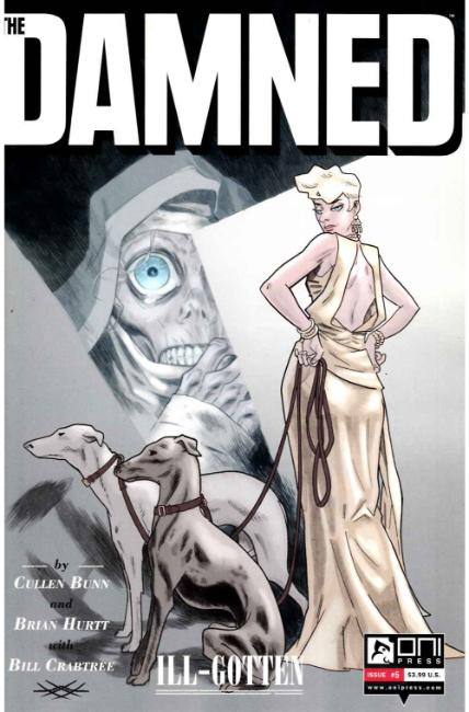 Damned #5 [Oni Press Comic] THUMBNAIL