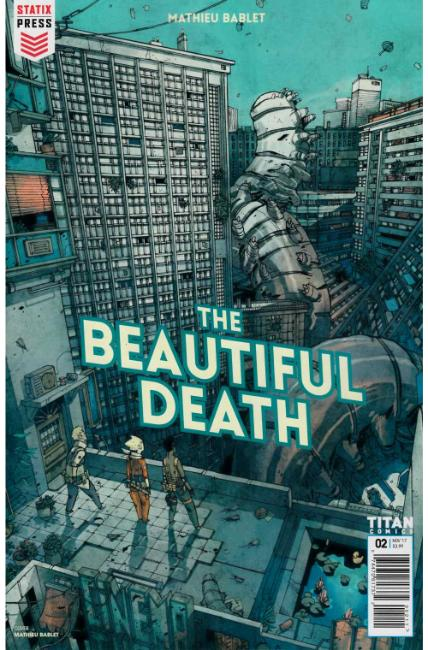 The Beautiful Death #2 [Titan Comic] THUMBNAIL