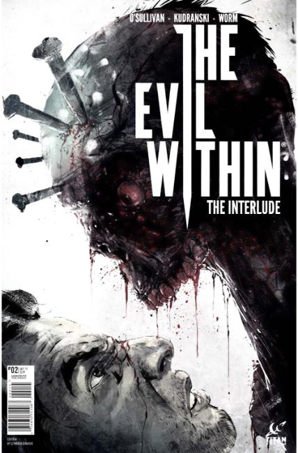Evil Within #2 Cover A [Titan Comic] THUMBNAIL