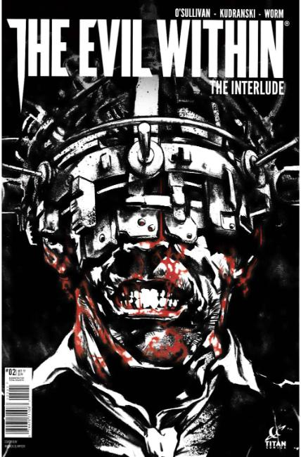 Evil Within #2 Cover B [Titan Comic] LARGE
