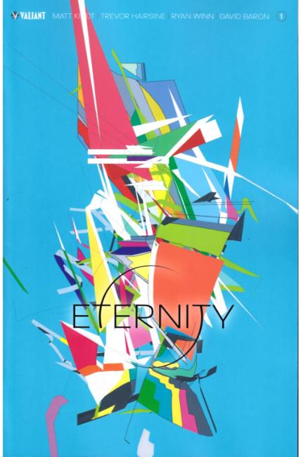 Eternity #1 Cover B [Valiant Comic] THUMBNAIL