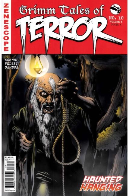 GFT Grimm Tales of Terror Volume 3 #10 Cover A [Zenescope Comic] THUMBNAIL