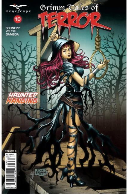 GFT Grimm Tales of Terror Volume 3 #10 Cover C [Zenescope Comci] THUMBNAIL