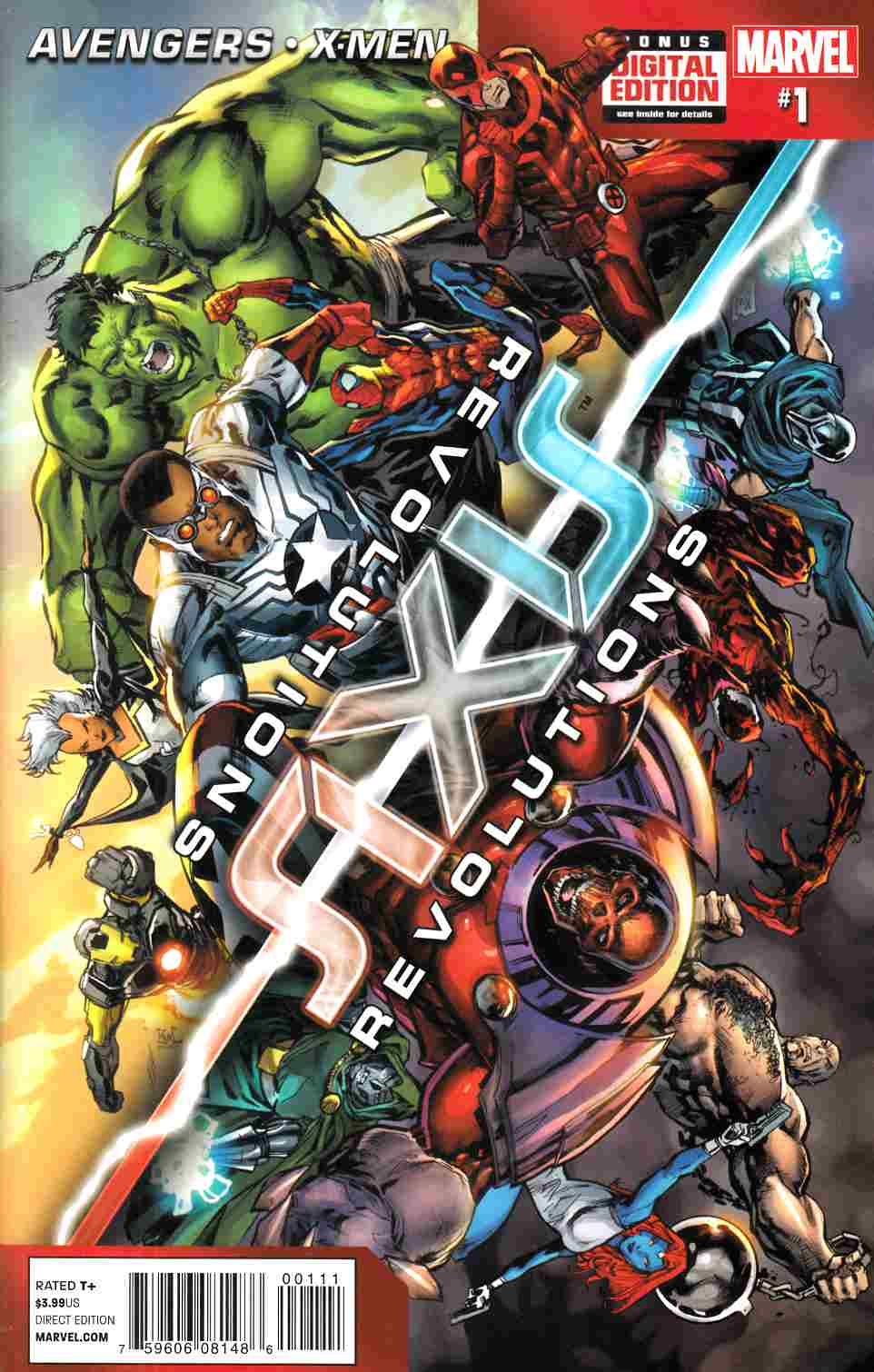 Axis Revolutions #1 [Marvel Comic] THUMBNAIL
