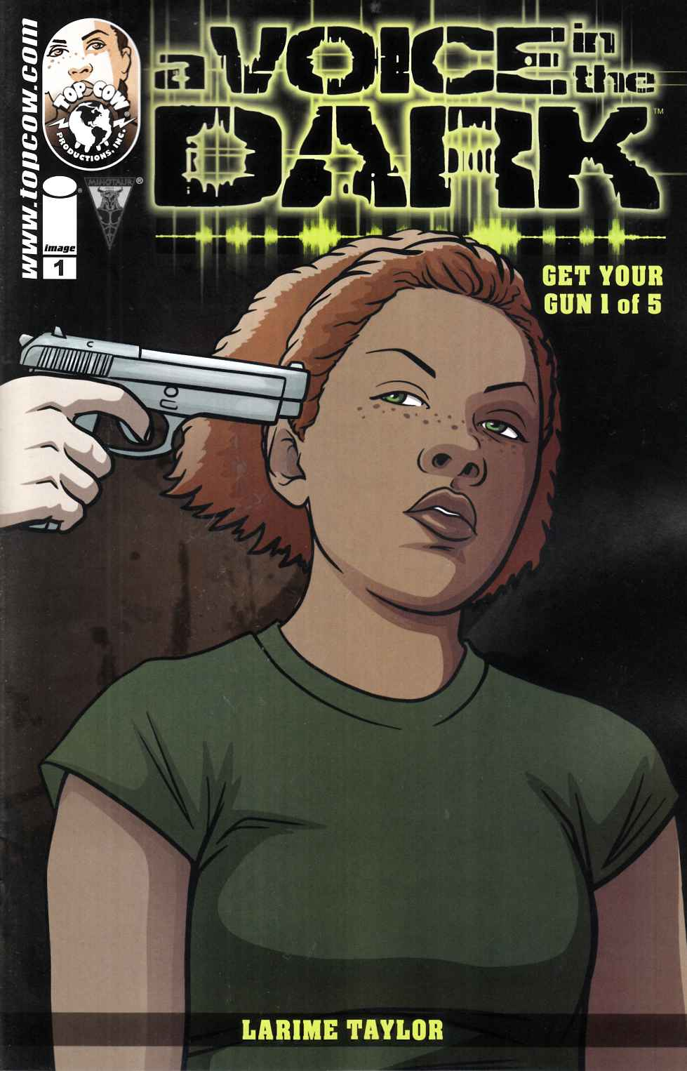 A Voice In The Dark Get Your Gun #1 Cover A- Taylor [Comic] THUMBNAIL