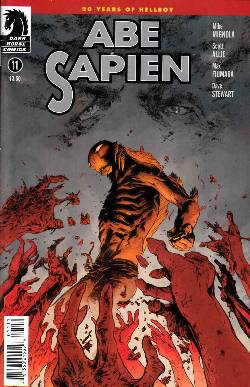 Abe Sapien #11 [Comic] LARGE