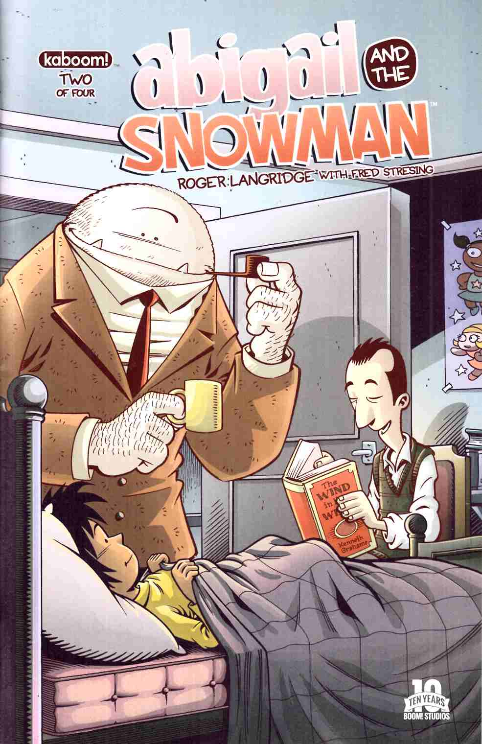 Abigail and the Snowman #2 [Boom Comic] THUMBNAIL