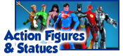 Action Figures and Statues