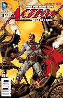 Action Comics #28 Steampunk Variant Cover [Comic]_THUMBNAIL