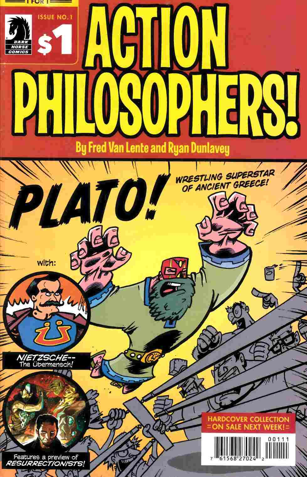 Action Philosophers #1 1 for $1 Edition [Comic] THUMBNAIL