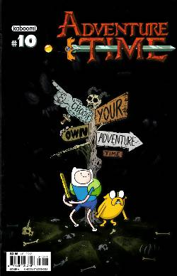 Adventure Time #10 Cover A- Houghton [Comic]_LARGE