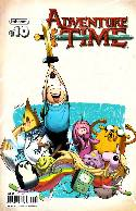 Adventure Time #10 Cover B- Hesse [Comic] THUMBNAIL