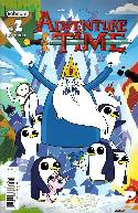 Adventure Time #2 Third Printing Connecting Cover [Comic] THUMBNAIL