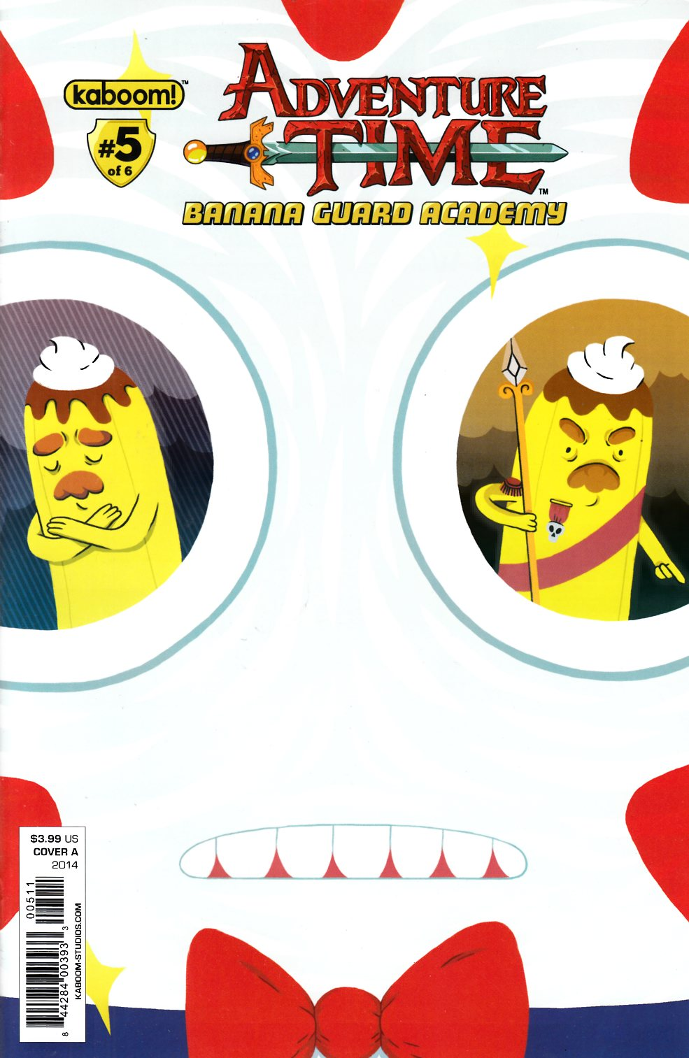 Adventure Time Banana Guard Academy #5 Cover A [Boom Comic]