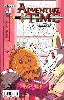 Adventure Time Candy Capers #1 Cover A [Comic] THUMBNAIL