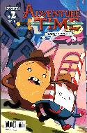 Adventure Time Candy Capers #2 Cover B [Comic] THUMBNAIL
