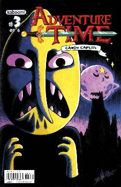 Adventure Time Candy Capers #3 Cover A [Comic] LARGE