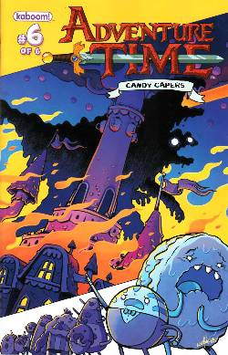 Adventure Time Candy Capers #6 Cover A [Comic] LARGE