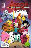 Adventure Time Fionna & Cake #1 Cover A [Comic]_THUMBNAIL