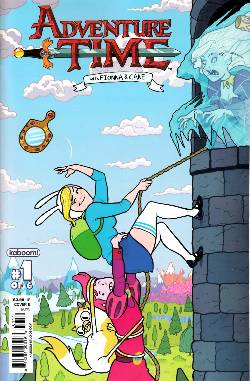 Adventure Time Fionna & Cake #1 Cover B [Comic] LARGE