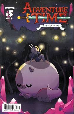Adventure Time Fionna & Cake #5 Cover A [Comic] LARGE