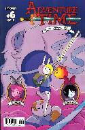Adventure Time Fionna & Cake #6 Cover A [Comic]_THUMBNAIL