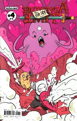 Adventure Time Flip Side #4 Cover A [Comic] LARGE