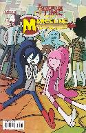 Adventure Time Marceline Scream Queens #4 Cover A- Jab [Comic] THUMBNAIL