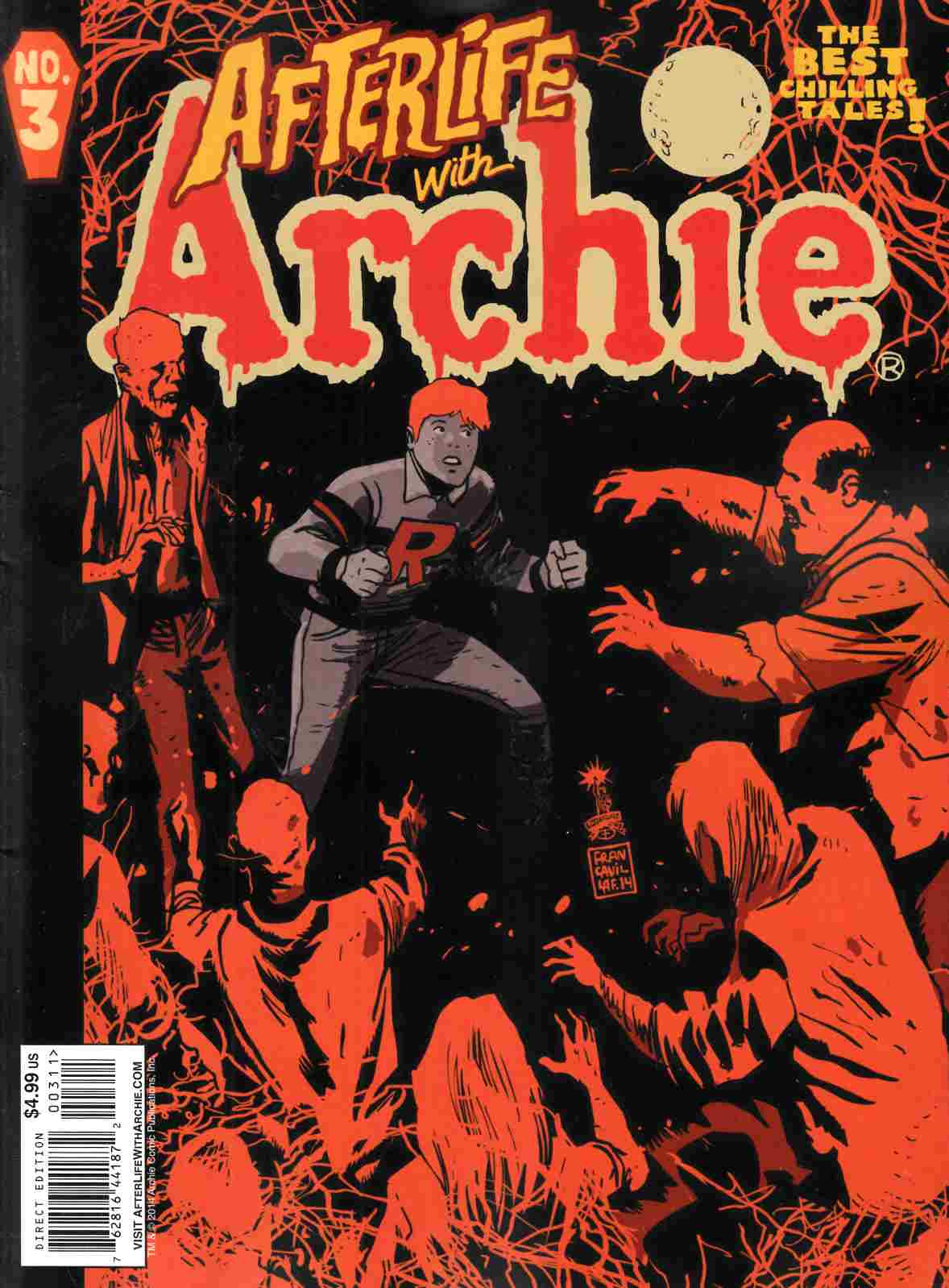 Afterlife With Archie Magazine #3 [Archie Magazine] THUMBNAIL