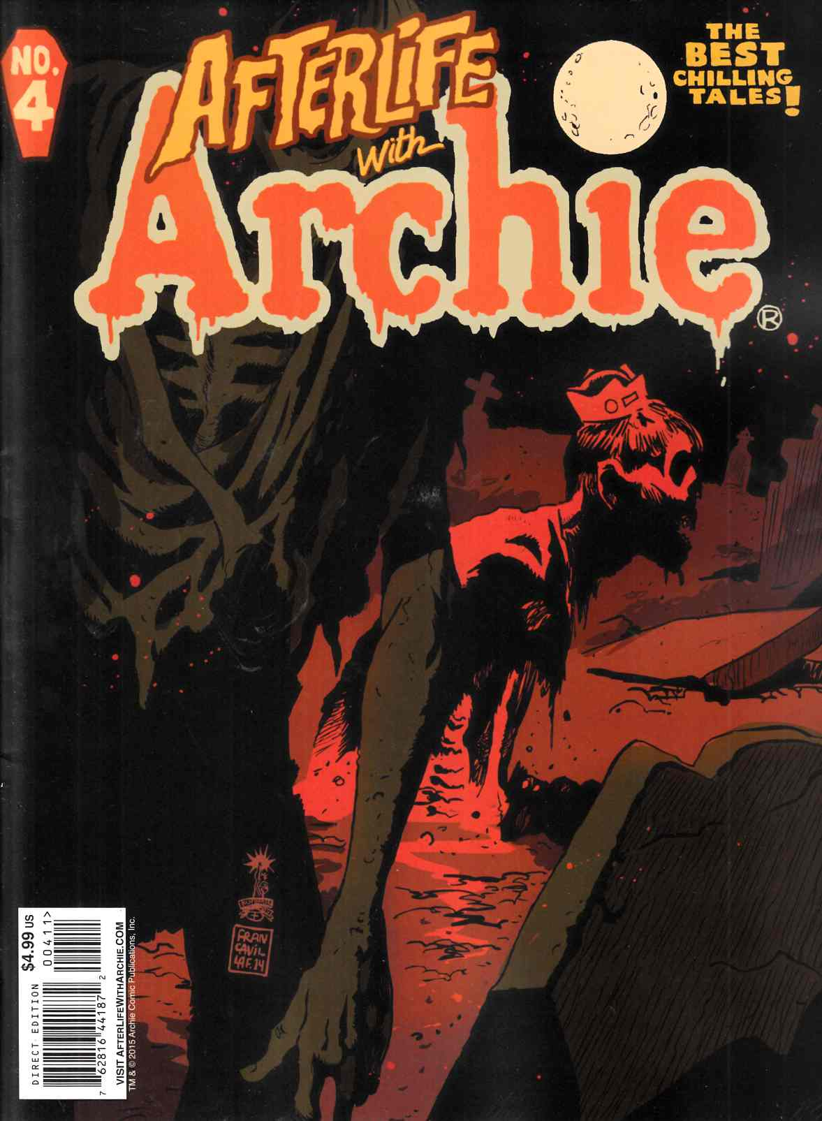 Afterlife With Archie Magazine #4 [Archie Magazine] THUMBNAIL