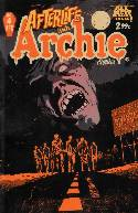 Afterlife With Archie #4 [Archie Comic] THUMBNAIL