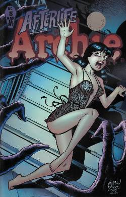 Afterlife with Archie #5 Pepoy Variant Cover [Comic] LARGE